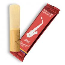 Vandoren Java Red - French File Cut - Single Alto Sax Reed