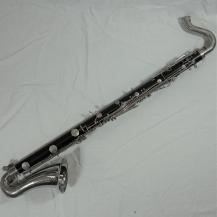 Beuscher Student Bass Clarinet #39317 USED