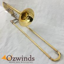 Yamaha YSL-684 ML Bore Bb/F Trombone (USED) #201638