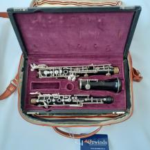 SML Oboe Used Thumb Plate System S/N #1753
