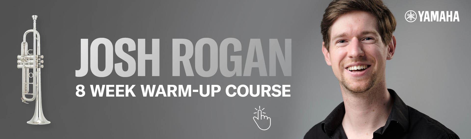 Josh Rogan Warm-Up Course