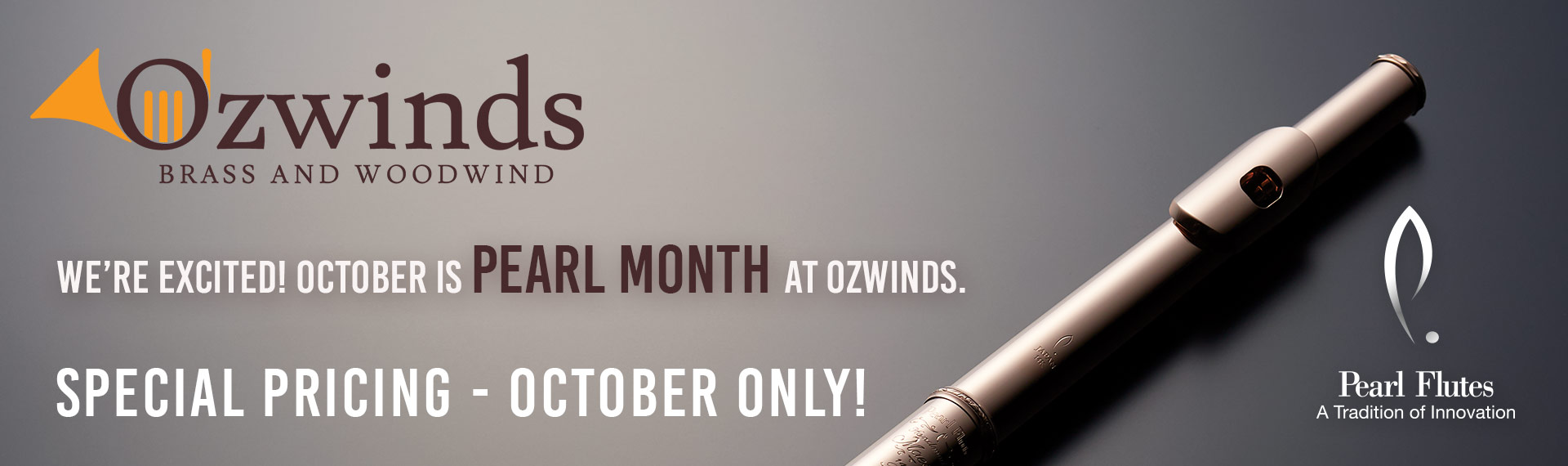 Pearl Flute Month