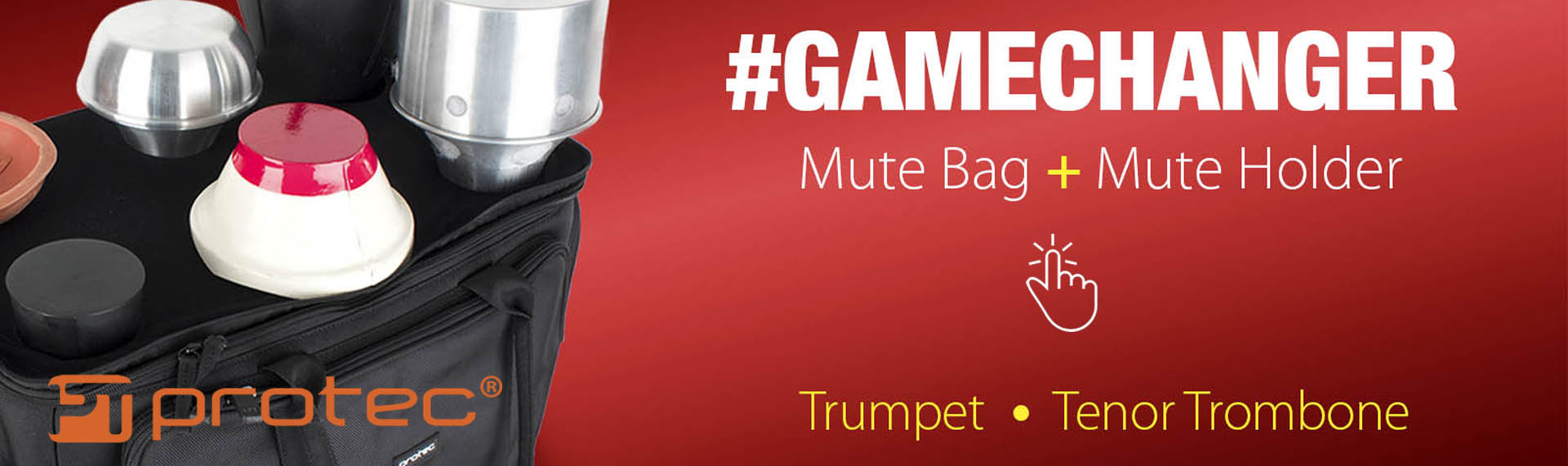 Mute Bag and Holder