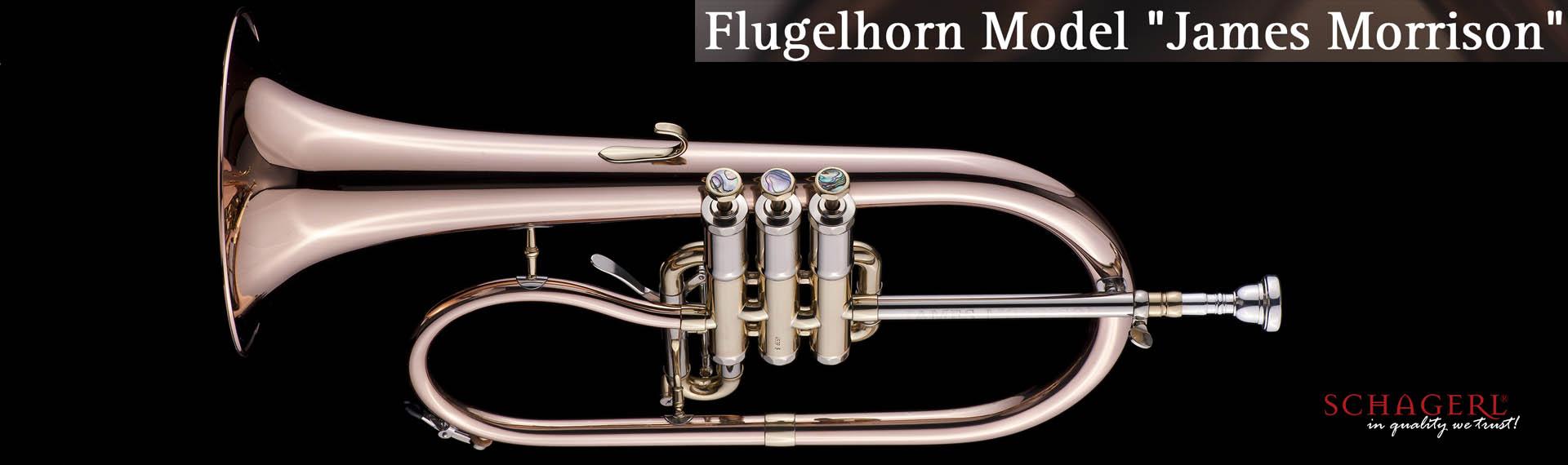 James Morrison Flugelhorn