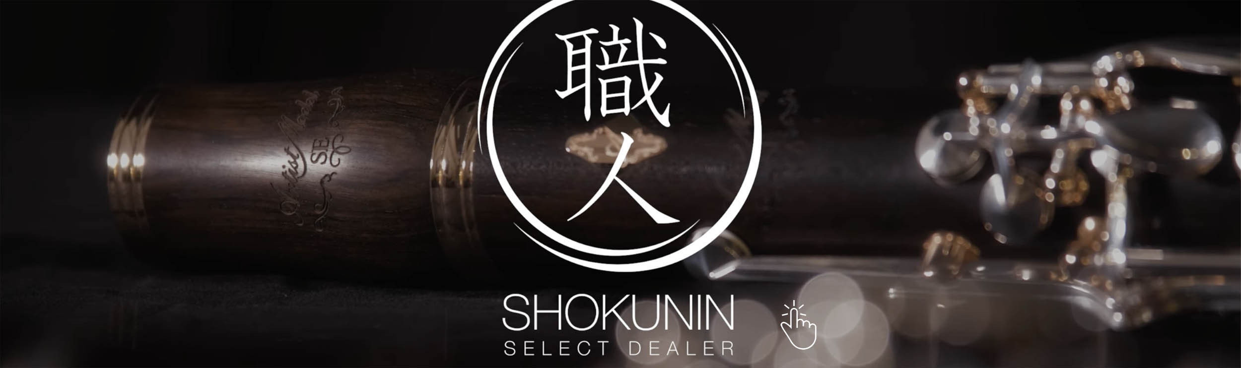 Ozwinds are Shokunin Select Dealers