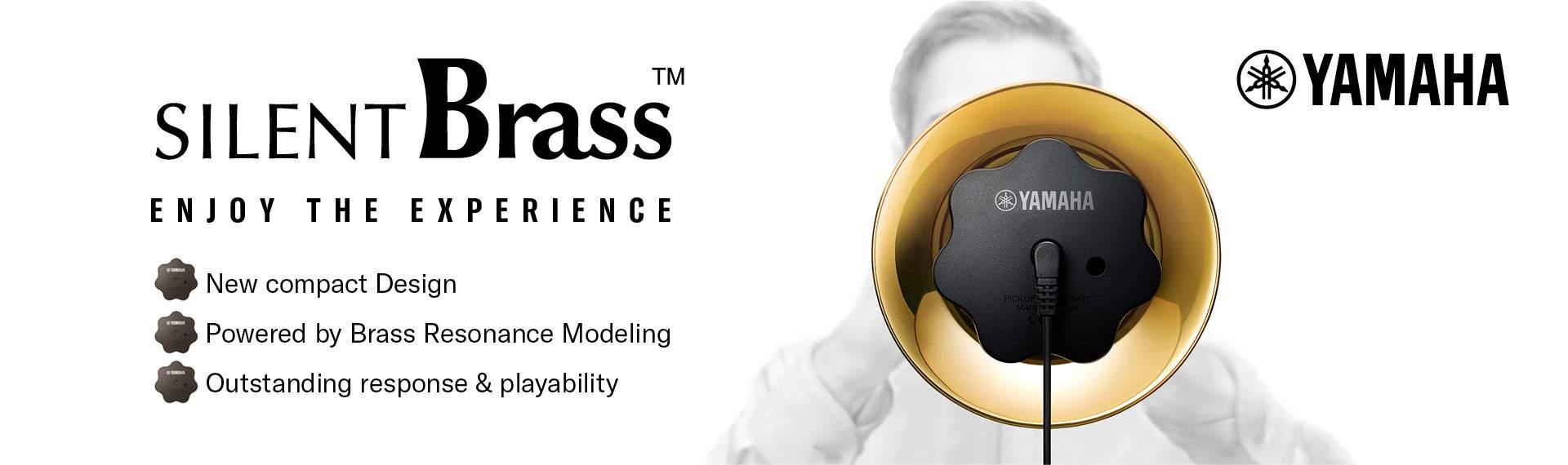 Yamaha Silent Brass Mutes